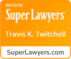 Super Lawyers - Travis K. Twitchell